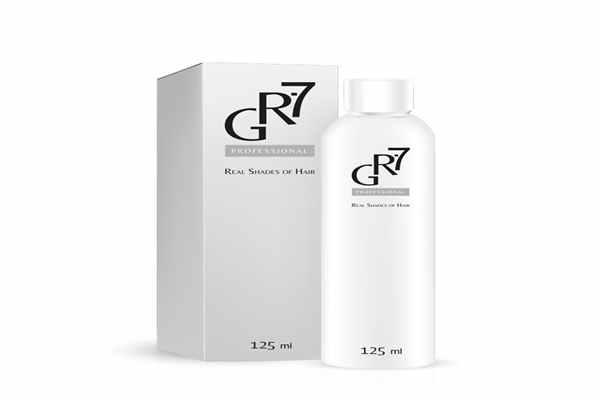 Siwe włosy - wygraj z nimi raz na zawsze dzięki GR-7 Professional